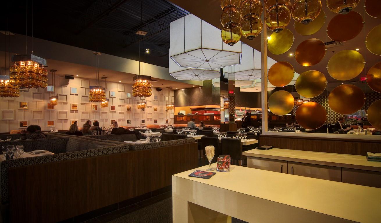 Restaurant Italien, pizza, pâtes, moules, apportez votre vin, Montréal, Ville-St-Laurent.