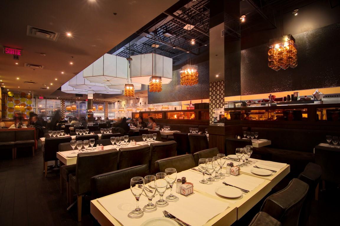 Restaurant Italien Montréal, pizza, pâtes, moules, apportez votre vin, Ville-St-Laurent.
