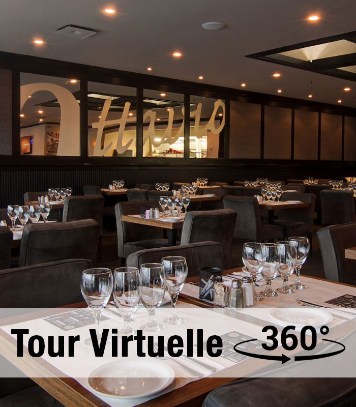 Tour virtuelle 360 de Ottavio Gatineau