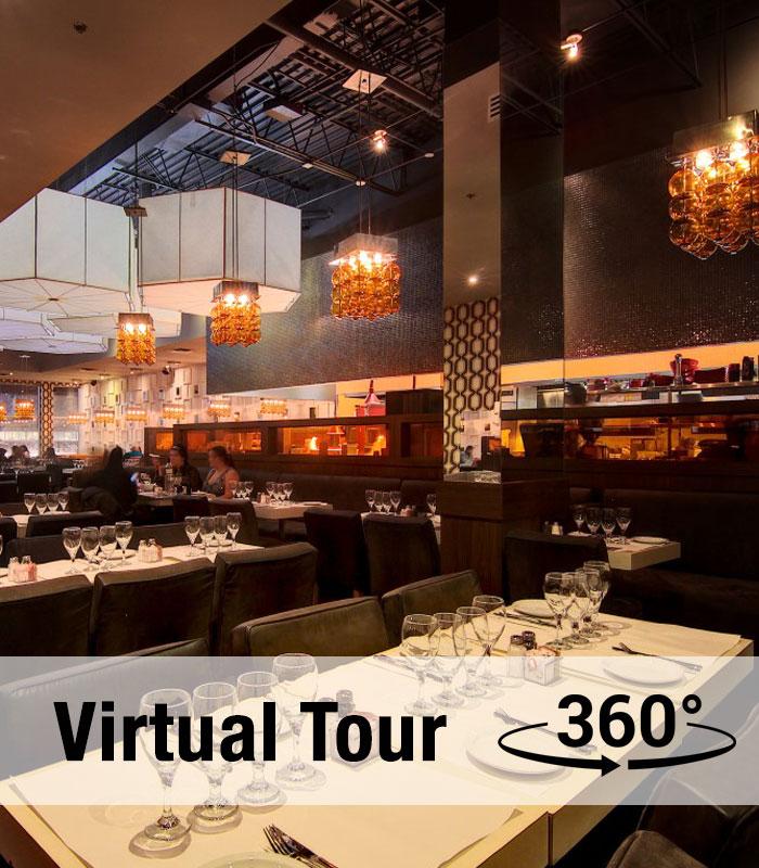 Virtual tour 360 of Ottavio St-Laurent