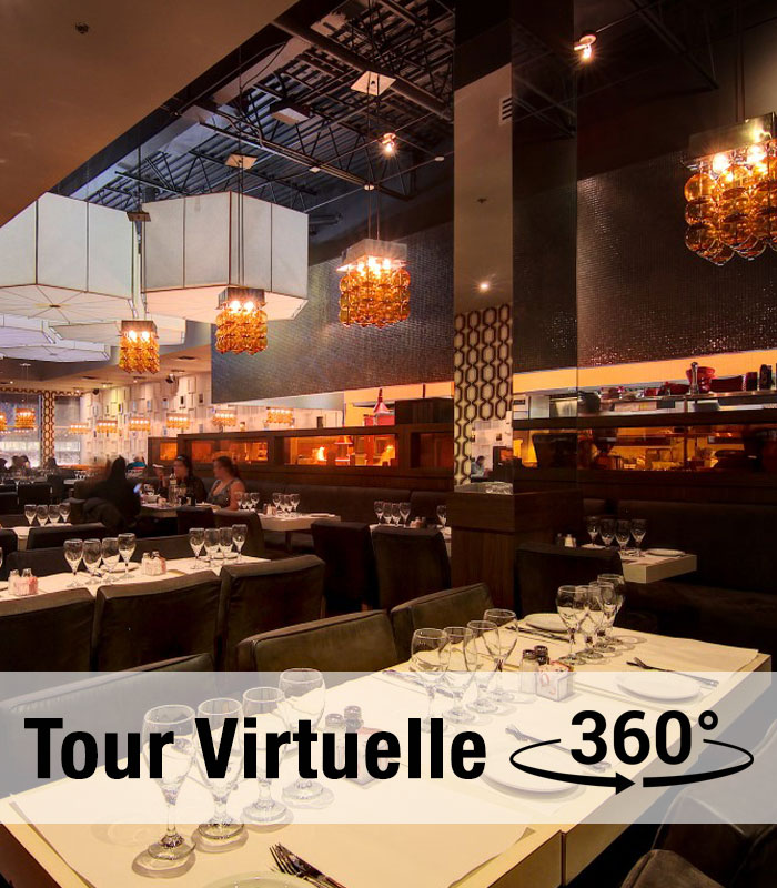 Ottavio St Laurent 360 tour virtuelle