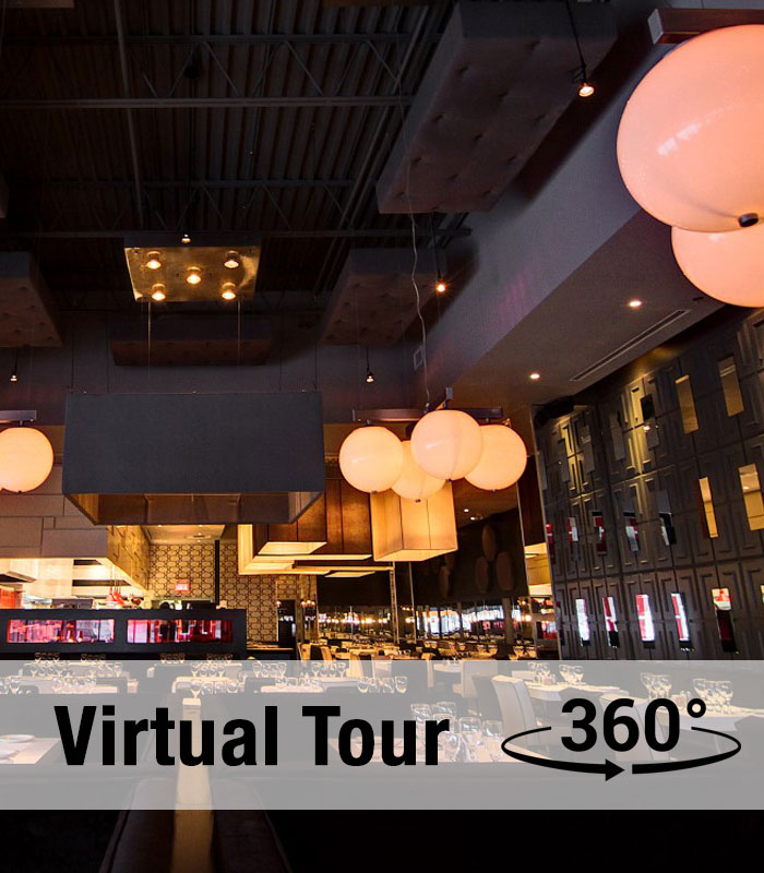 Virtual Tour 360 Ottavio St-Léonard